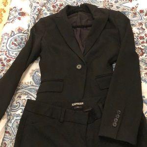 2 piece woman's suit